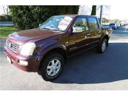 Holden Rodeo Lt Double Cab 4wd Turbo Die... 2004 & holden rodeo